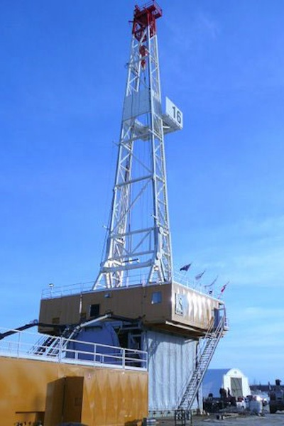 Stoneham Drilling - Western Energy Services Corp